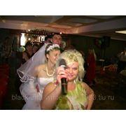 Поющая ведущая на свадьбу! фото