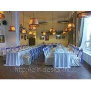 Оформление свадьбы в ресторане Отдых. фото