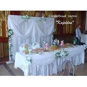 Свадебное украшение свадьбы фото