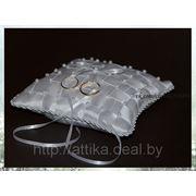 Подушечка для колец. Арт. 012 фото