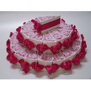 Бонбоньерка «Тортик» фото