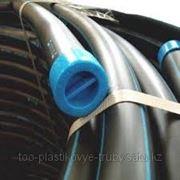 Труба полиэтиленовая Ф355*10.9 фото