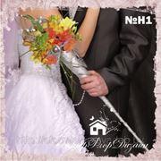 Эксклюзивный Букет Невесты фото