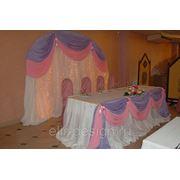 Оформление свадьбы ресторан Фламинго фото