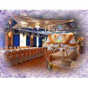 Комплексное оформление зала для свадьбы фото