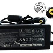 БП, Блок питания для ноутбуков Asus 19V 3.42A (5.5x2.5) (ADP-65JH/BB, ADP-65KH/B, SADP-65KB/A) (65W) фото