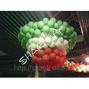 Фигура из шариков фото