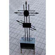 Металлические кресты фото