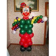 Украшение воздушными шарами детских праздников фото