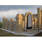 Мусульманские памятники.эскизы,фотографии. фото