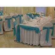 Оформление свадеб в Астане фото