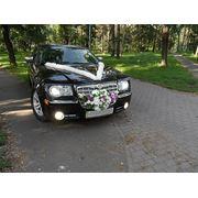 Свадебные украшения на авто фото
