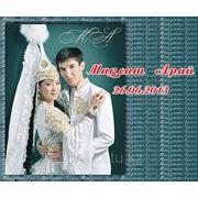 Свадебный бильборд фото