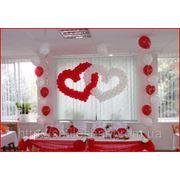 Дизайн №9 (комплексное украшение зала, как на фото) фото
