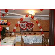 Дизайн №17 (комплексное украшение зала, как на фото) фото