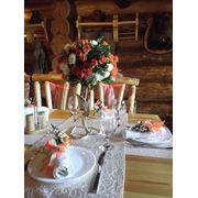 Свадьбы в домике охотника