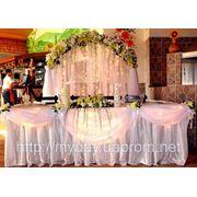 Свадебная арка Эдем фото