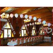 Дизайн №29 (комплексное украшение зала, как на фото) фото