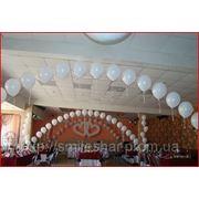 Дизайн №23 (комплексное украшение зала, как на фото) фото