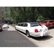 Прокат свадебной композиции на авто фото