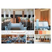 Шоколадная свадьба Полтава. Живая, искусственная флористика. фото