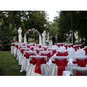 Свадебное оформление выездной регистрации