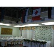 Флористический дизайн свадебного зала