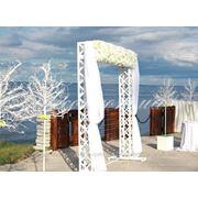 Свадебная арка в аренду фото