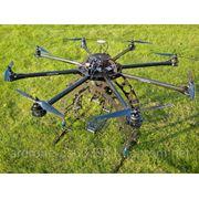 Аэровидеосъемка с применением радиоуправляемых летающих камер фото
