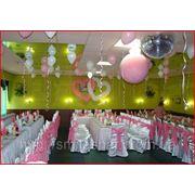 Дизайн №22 (комплексное украшение зала, как на фото) фото