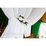 Украшение зала и свадебных банкетов фото