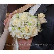 Букет невесты, свадебная флористика фото