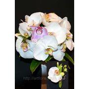 Оформление цветами, свадебные букеты, украшение стола цветами, флористика в европейском стиле фото