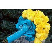 Свадебная флористика, украшение живыми цветами, букеты, композиции, цветочное оформление в европейской аранжировке фото