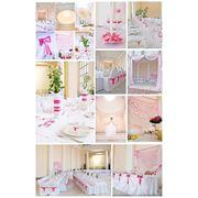 Малиновая свадьба, свадьба в малиновом цвете фото