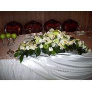 Свадебные композиции фото