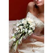 Свадебный букет невесты фото