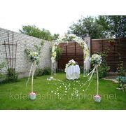 Свадебная арка напрокат фото
