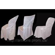 Чехлы на любые стулья, юбки, скатерти, салфетки напрокат (красиво и дорого) фото