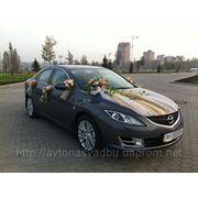 Аренда свадебного авто Мазда 6 в новом кузове
