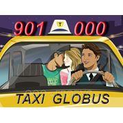 Такси GLOBUS фото