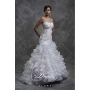 Свадебное платье FLORA фото