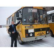 Специализированные автобусы для детских перевозок фото