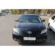 Поездки по городу Алматы и области для корпоративных клиентов, Toyota Camry 40 фото