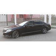 Аренда автомобиля Mercedes Benz w221 фото