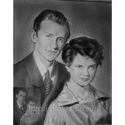 Портрет на заказ, семейный портрет,особенности портрета, портрет в Москве,цена фото