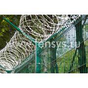Охранные ограждения для режимных объектов фото