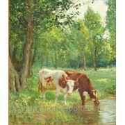 Название картины «Летний день» Заказать картину, Покупка живописи фото