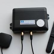 Контроль параметров приборов посредством системы мониторинга транспорта. фото