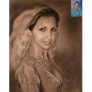 Портрет по фотографии, заказ портрета с фотографии, заказать портрет по фото фото